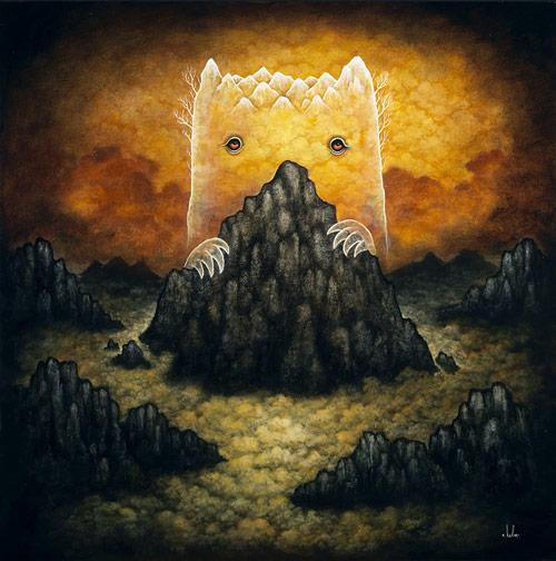 Artist painter Andy Kehoe paintings
