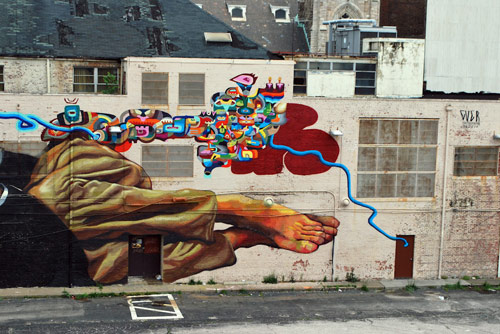 Ever in baltimore booooooom create inspire for Baltimore mural program