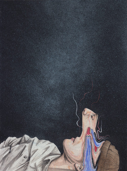 Artist painter Henrietta Harris