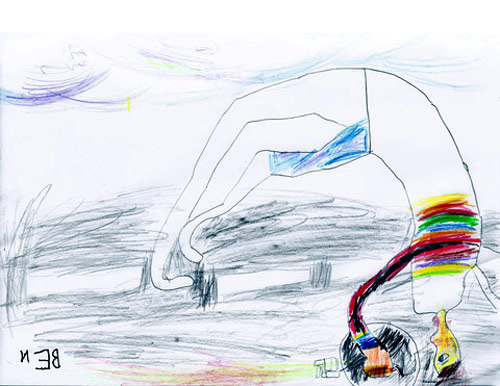 Kids Draw The News / New York Times