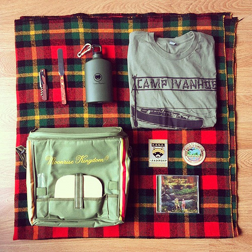 Moonrise Kingdom / Giveaway