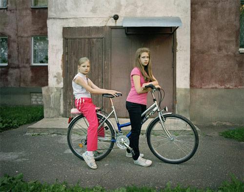 Photographer Nadia Sablin