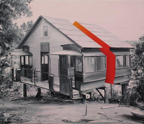 Artist painter Paco Pomet paintings