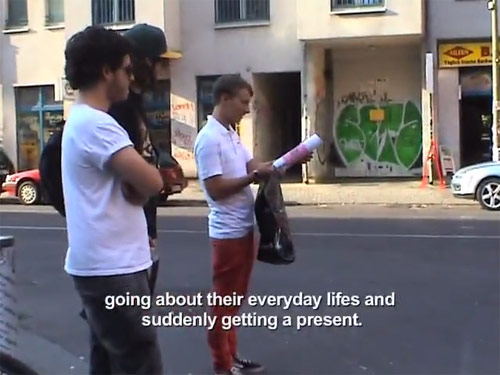 Papergirl Berlin