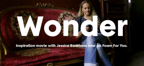 Photographer Jessica Backhaus discusses Wonder