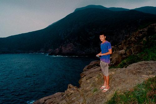 Photographer Ephraim Chui