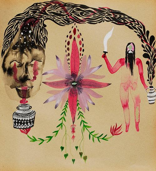 Artist Nick Mann aka Doodles