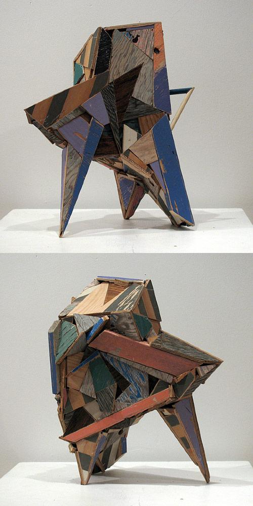 Artist Aaron Moran