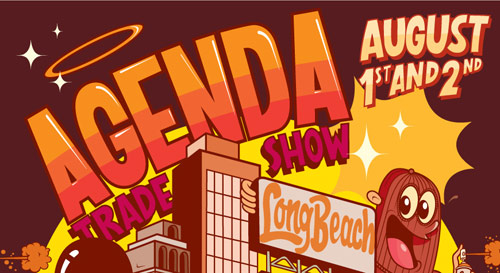 Agenda Long Beach with artist Aaron De La Cruz