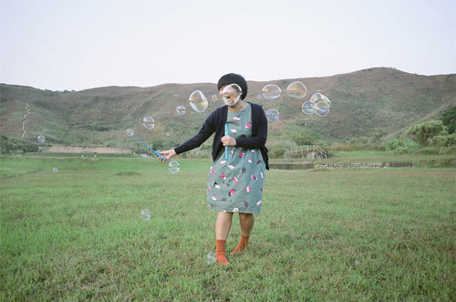 Photographer Fay Yu