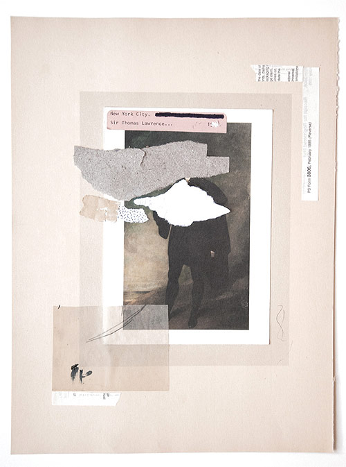 Collages by artist Kike Besada