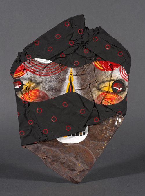 Artist James Reka