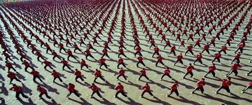 Baraka Samsara film by Ron Fricke