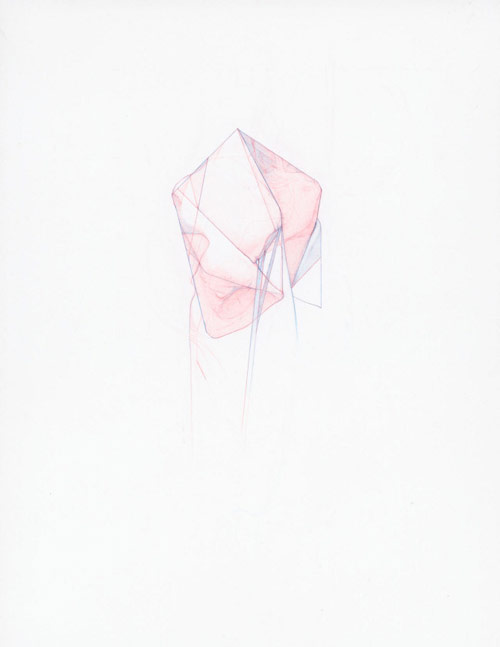 Drawings by artist Steve Kim