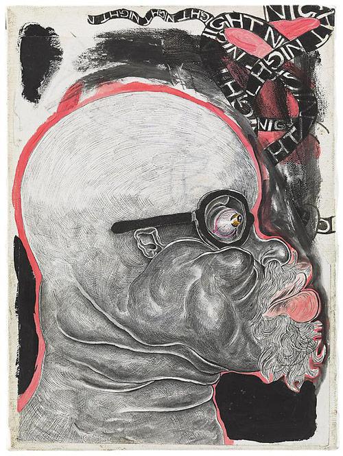 Artist Trenton Doyle Hancock