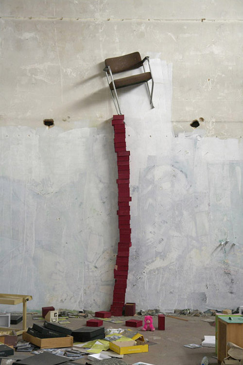 Artist Alexandros Vasmoulakis