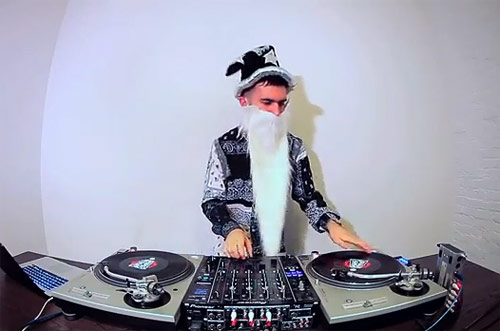 A-Trak's Short Cuts: Ghosts N' Stuff Routine