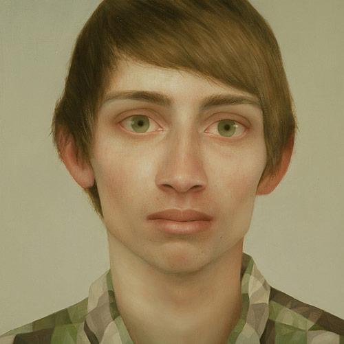 Artist painter Lu Cong