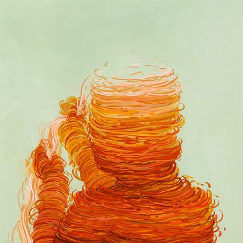 Artist painter Brendan Monroe