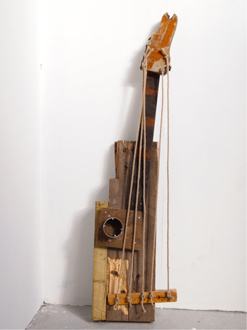 Homemade Instruments by Brian Chan