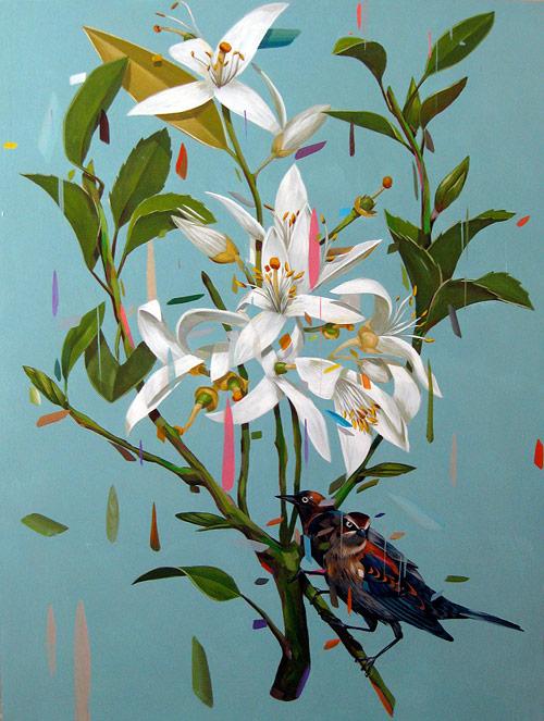Artist painter Frank Gonzales
