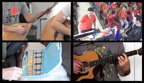 Gotye Somebodies: A YouTube Orchestra