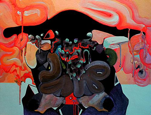 Artist Kira Leigh