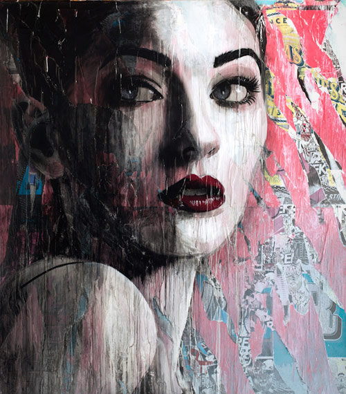 Rone White Walls Gallery San Francisco