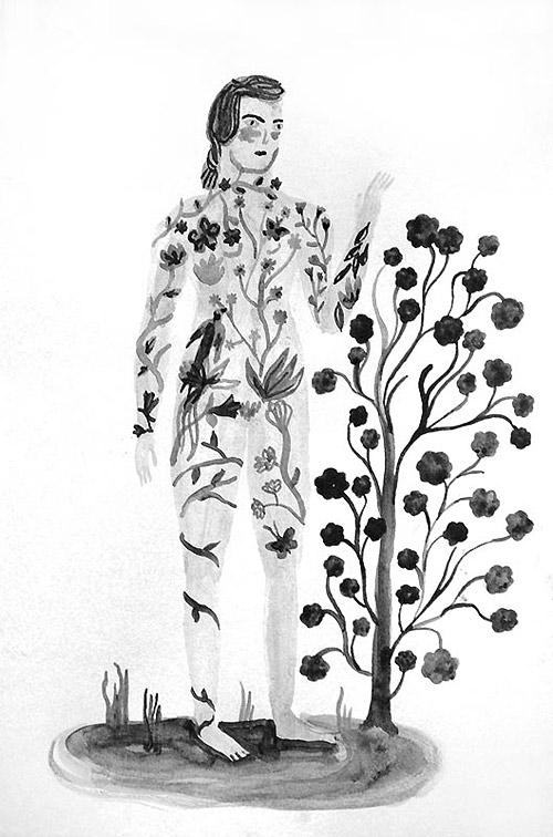 Artist Sophie Lecuyer