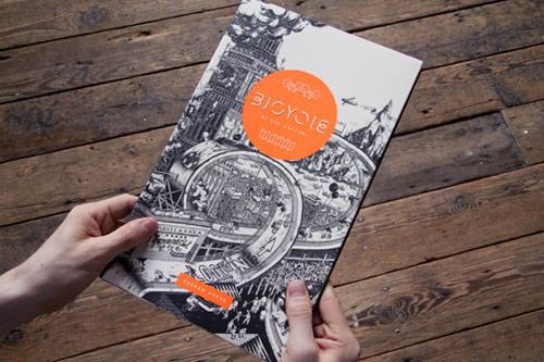 Bicycle book by Ugo Gattoni