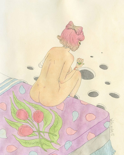 Artist Sashiko Yuen Wishcandy Art