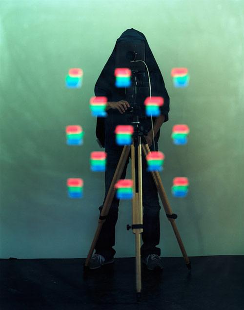 Photographer Akihiko Miyoshi