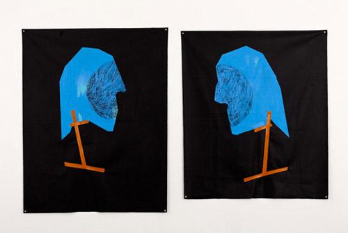 Artist painter Avi Sabah