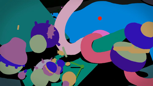 BALLPIT animation by Kyle Mowat