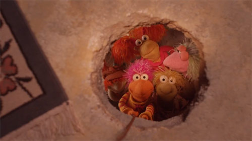 Ben Folds Five and Fraggle Rock Do It Anyway