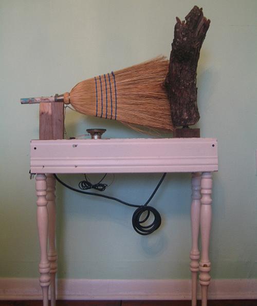 Homemade instruments by Cara Stewart