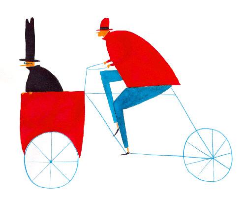 Illustrator Daniel Frost
