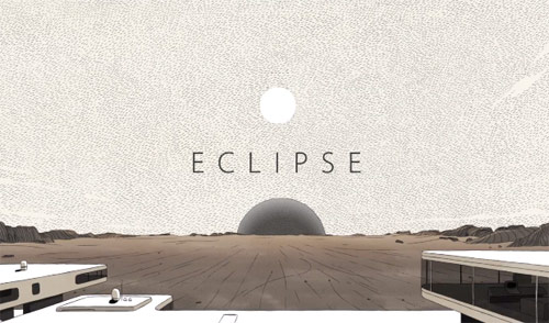 Eclipse animation