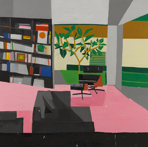 Artist painter Guy Yanai