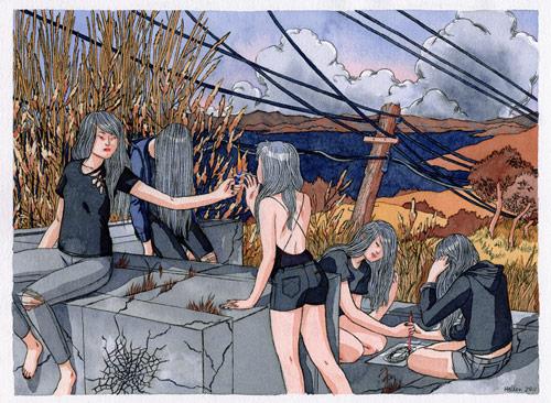 Artist Hellen Jo
