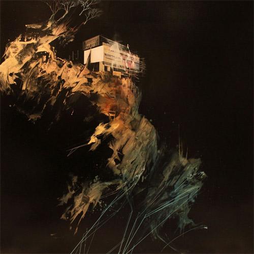 Artist painter Ian Francis