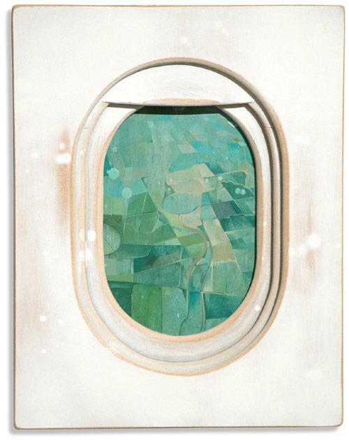 Artist painter Jim Darling