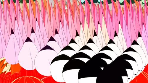 kingdom crumbs ori toor evoking spirits music video animation