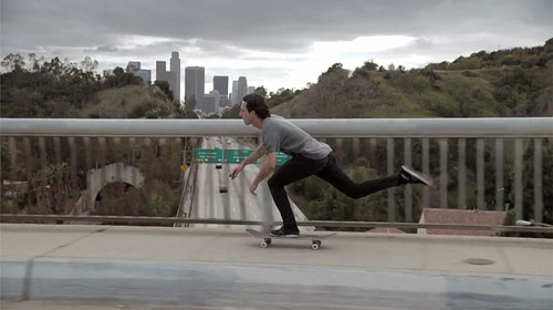 QUIK a skateboard film featuring Austyn Gillette
