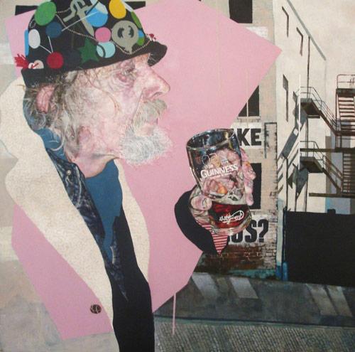 Artist painter Sarah Muirhead