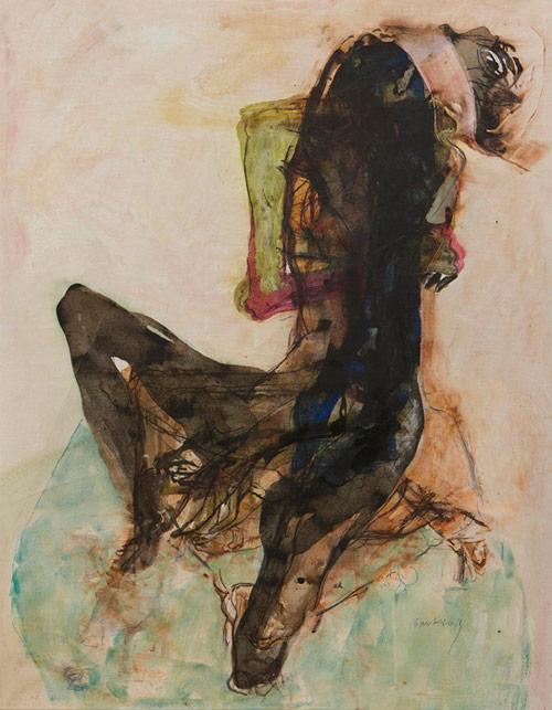 Artist painter Shawki Youssef