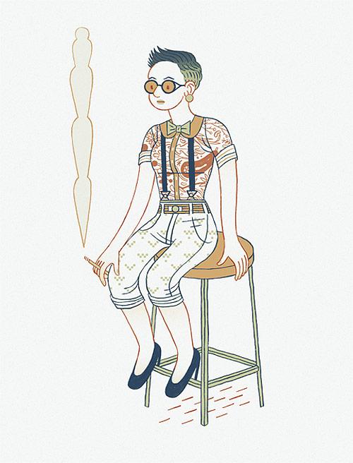 Illustrator Sophia Foster Dimino