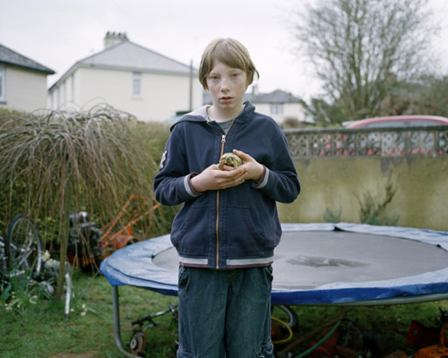 Photographer Toby Coulson