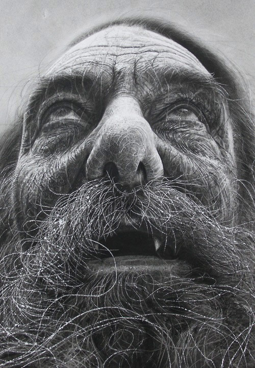Drawings by artist Douglas McDougall