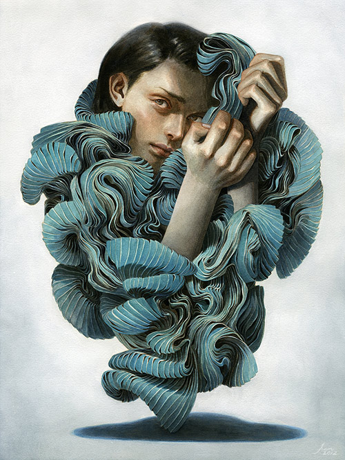 Artist painter Tran Nguyen